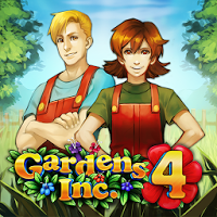 Gardens Inc 4 - Blooming Stars [Мод: Unlocked + много денег]