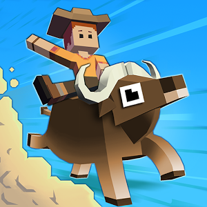 Rodeo Stampede [Мод: много денег]