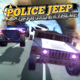 Police Jeep Offroad Extreme [Мод: много денег]