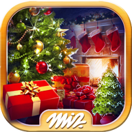 Hidden Objects Christmas Trees .1