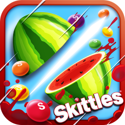 Fruit Ninja vs Skittles 1.0.1