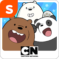 We Bare Bears: Match3 Repairs