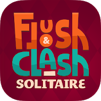 Solitaire Flush and Clash